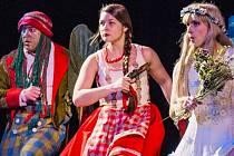 Docela velké divadlo Litvínov bude opět vysílat živě.