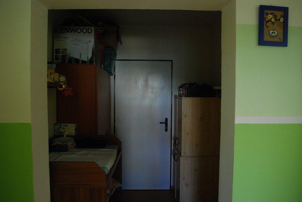 Mosťáček, zařízení pro děti vyžadující okamžitou pomoc, sídlí v Dětském domově Most.