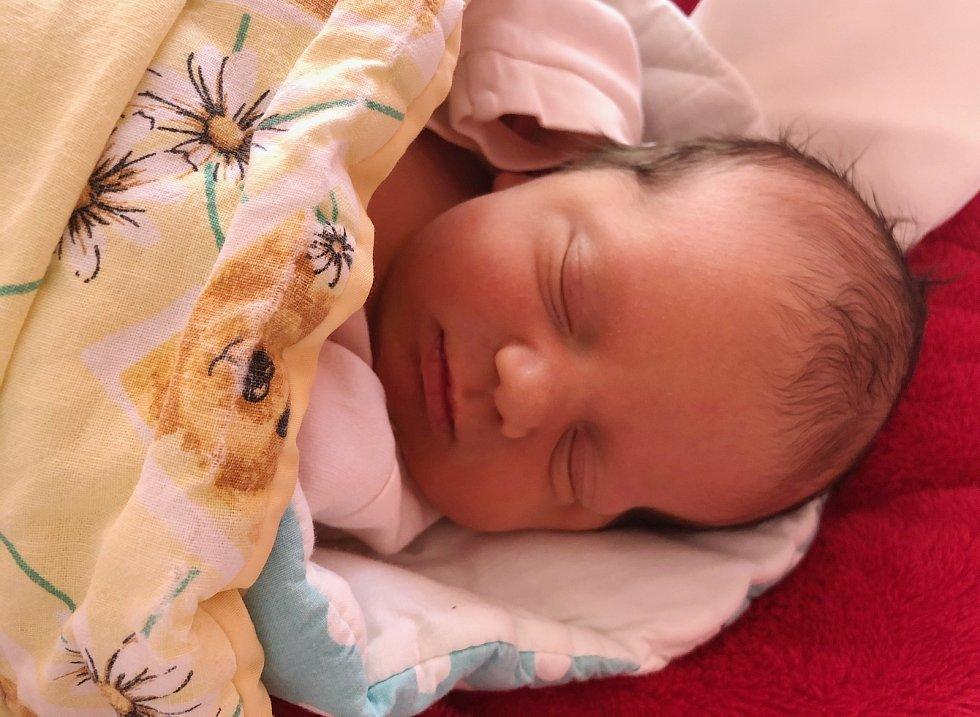 Ema Chodlová se narodila 7. ledna 2021 ve 13.16 hodin rodičům Anetě Kaprové a Václavu Chodlovi. Vážila 3,68 kg.
