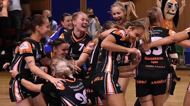 Mostecké házenkářky vyhrály první zápas Ligy mistrů ve Slovinsku.