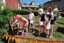 Středisko volného času v Mostě bavilo děti