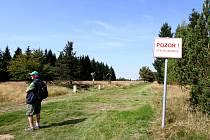 Turisté objevují krásy Krušných hor.