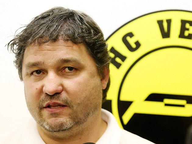 Litvínovský manažer Robert Kysela.