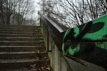 Park Šibeník bude jedním z míst, kam policie plánuje umístit kameru