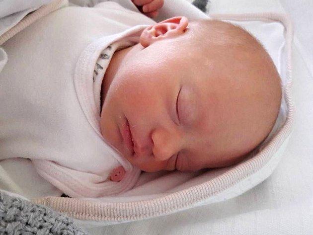 Kristýna Němcová se narodila 6. ledna 2018 ve 14.45 hodin mamince Petře Němcové z Litvínova. Měřila 50 cm a vážila 3,65 kilogramu.