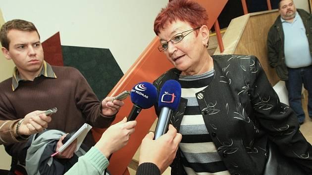 Hana Jeníčková.