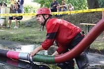 Součástí oslav budou i závody hasičů.