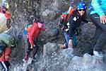 """Úspěšná """"mise"""" Kilimandžáro."""