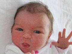 Mamince Sandře Arandjičové z Mostu se 11. září ve 20.40 hodin narodila dcera Elisa Kožnarová. Měřila 53 centimetrů a vážila 3,9 kilogramu.