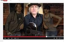 Todd Wolfe zdraví Most ve videu.