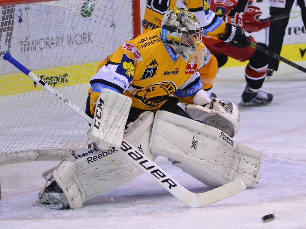 Litvínov hrál podruhé doma. Hostil Hradec Králové.