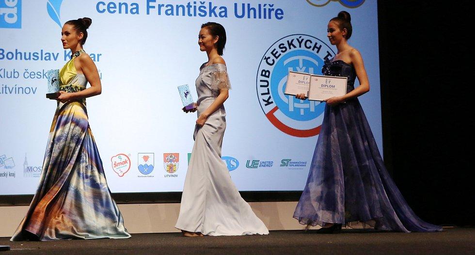 Vyhlášení Sportovce Mostecka 2019.