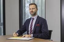 Předseda představenstva skupiny Unipetrol Tomasz Wiatrak.