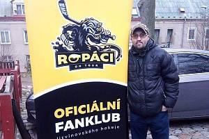 Vratislav Bílek alias Kozel má nový rekord.