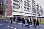 Předseda vlády Andrej Babiš zavítal ve čtvrtek 30. ledna do Litvínova