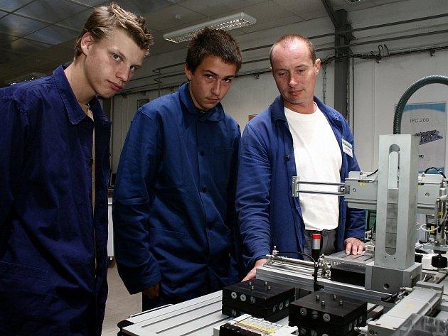 V Mostě vzniká výcvikové centrum pro zaměstnance zahraničních i domácích investorů.