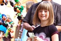 V Hoře Svaté Kateřiny pořádají tradiční trhy.
