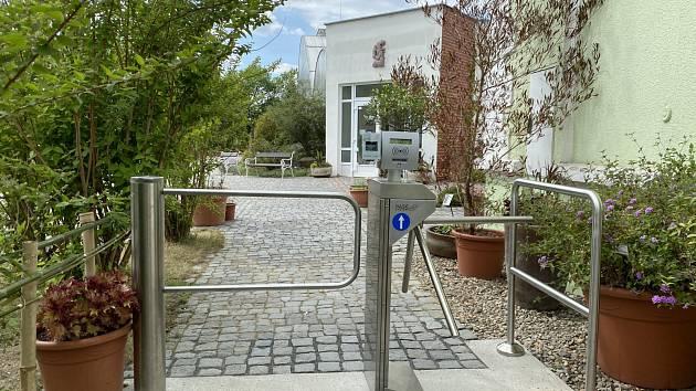Botanická zahrada v Teplicích má nový odbavovací systém.