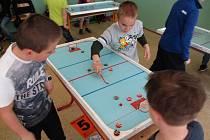 Velikonoční pohár StarColor – billiard-hockey šprtec.