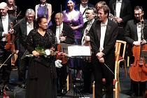 Koncert, který zahájil novou sezonu Festivalového orchestru Petra Macka, byl vydařený.