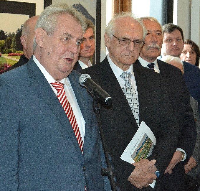Miloš Zeman, Stanislav Štýs, Richard Falbr.