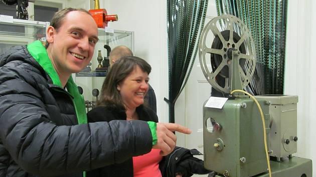 Do akce se zapojí také zámek Valdštejnů. Lidé se tak zdarma budou moci podívat třeba na výstavu filmové techniky.