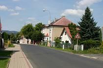 V Louce u Litvínova začala výměna veřejného osvětlení.