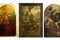 Cenné obrazy ze starého Mostu