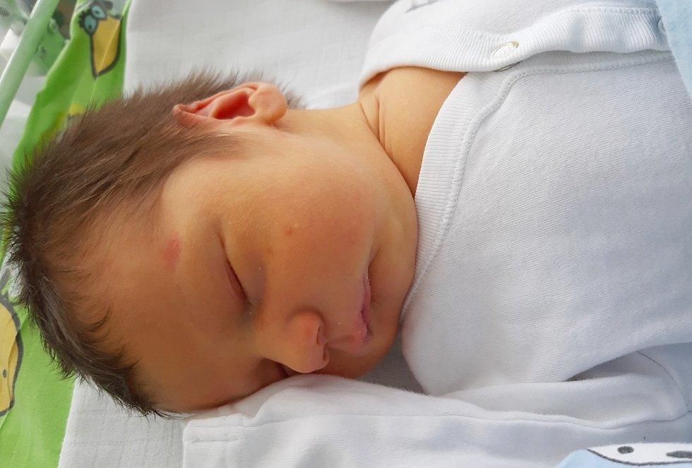 Zdeněk Mrázik se narodil mamince Ireně Mrázikové z Litvínova 4. února ve 2.58 hodin. Měřil 54 cm a vážil 3,86 kilogramu.