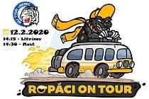 Fan klub Ropáci on tour jede do Liberce.