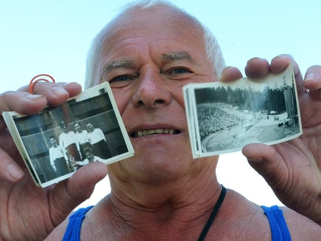Otto Fiala a jeho fotky.