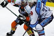 Mostečtí hokejisté bojují o ligu.