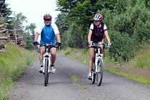 Obora Fláje se opět otevírá turistům i cyklistům.