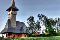 Pravoslavný kostel vMostě, 2011