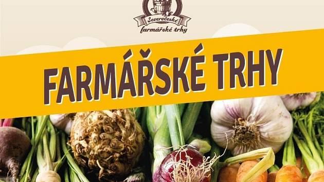 V pátek 25. června budou v Mostě opět Severočeské farmářské trhy.