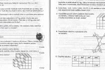 Přípravný kurz k přijímačkám z matematiky nabízí SVČ v Mostě.