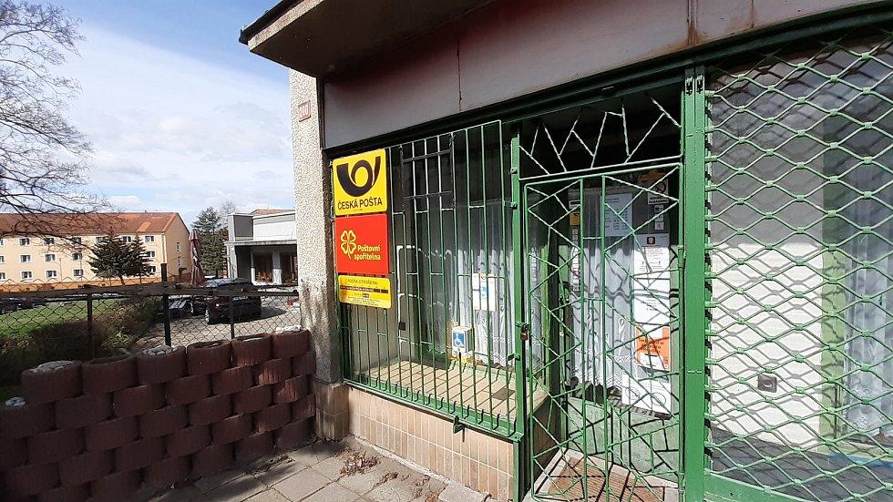 Obec Braňany, pošta.