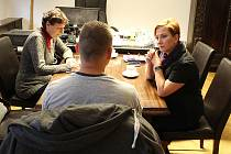 Starostka Kamila Bláhová již podruhé přivítala občany ve své kanceláři během akce Otevřené dveře.