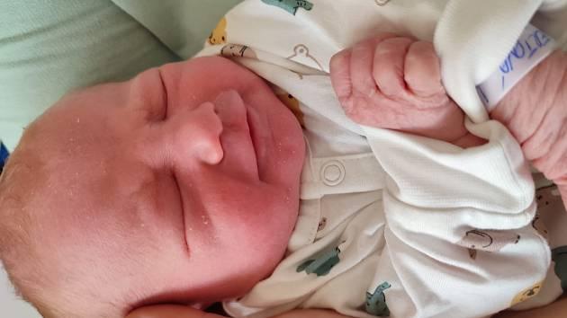 Leontýna Grunertová se narodila 30. září ve 23.56 hodin rodičům Lence a Michalu Grunertovým z Chomutova. Měřila 51 cm a vážila 3,30 kg.