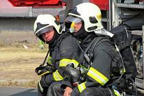 Po havárii byli pro všechny největšími hrdiny hasiči.