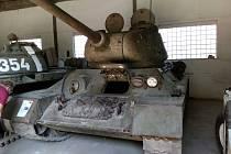Muzeum obrněné techniky ve Smržovce