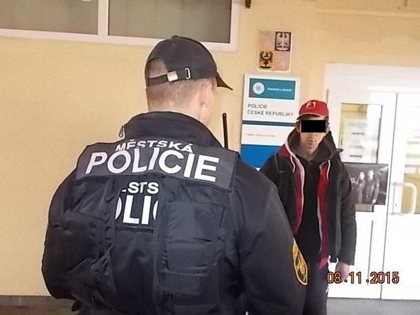 Případy řešení strážníky vMostě.