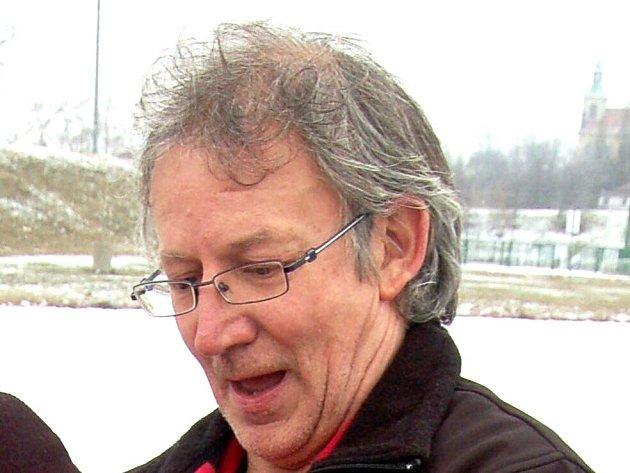 Ředitel CVČ Milan Rybák.