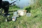 Rybáři závodili na mosteckém Benediktu.