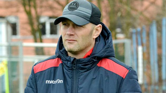 Soušský trenér Petr Johana zatím může být nadmíru spokojený.