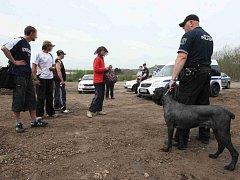 Strážníci zadrželi v areálu skleníků čtyři chmatáky
