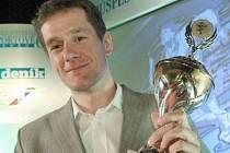 Biker Tomáš Trunschka  byl včera večer v litvínovské Citadele vyhlášen nejúspěšnějším sportovcem Mostecka za rok 2008.