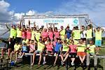 Litvínovské Krušnomany budou moci domácí diváci sledovat 22. července, kdy se na Matyldě uskuteční Krušnoman Cross Triathlon Most 2018.