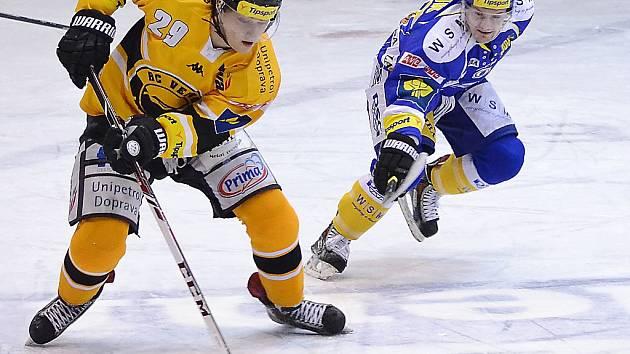 Zlín versus Litvínov.