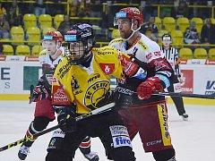 Kristian Reichel se po reprezentačních povinnostech vrátil do sestavy Litvínova.